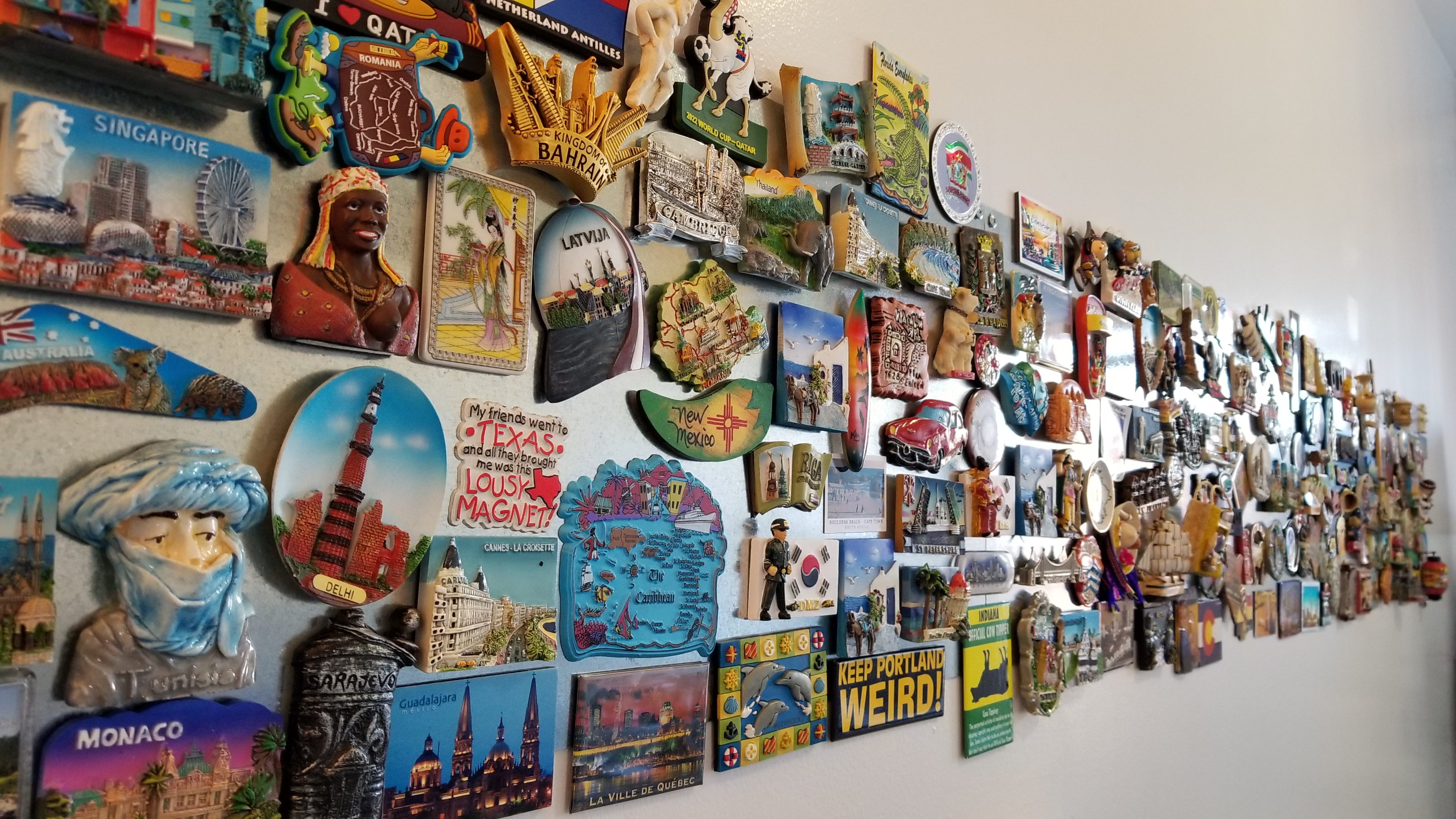Make Your Own Magnet Wall